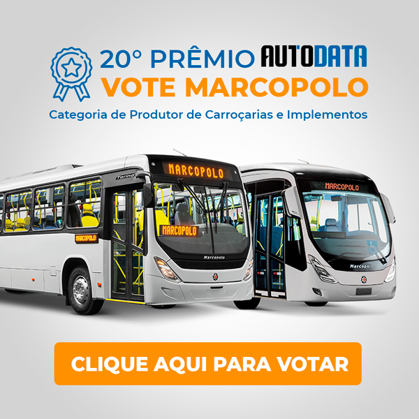 Vote Marcopolo para o Prêmio AutoData!